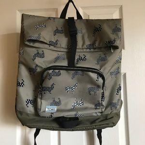 Toms Llama Anti-Bullying backpack